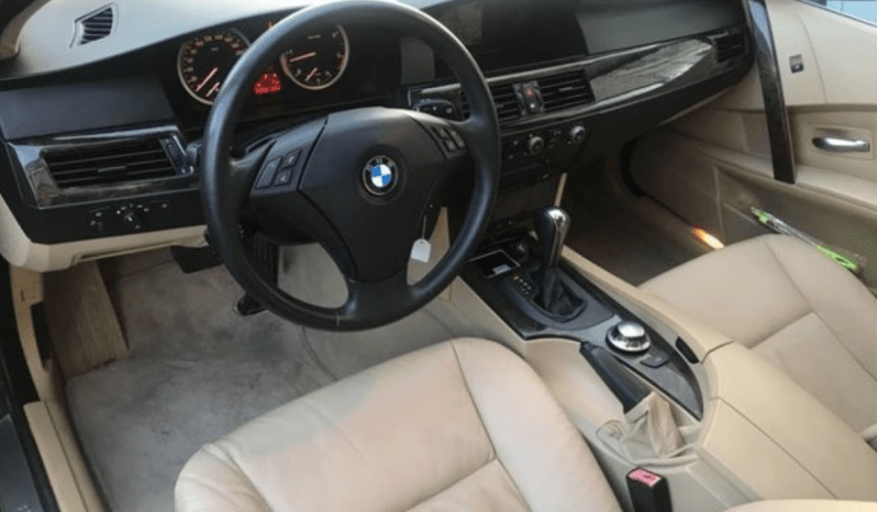 BMW SERIE 5 530D TOURING lleno